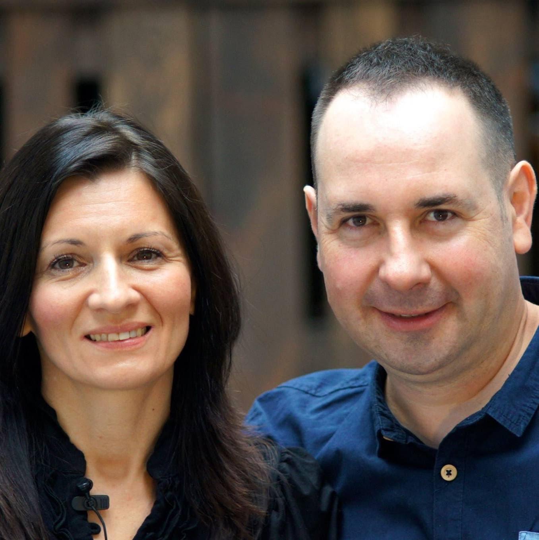 Pastor Michał i Małgorzata Siczek