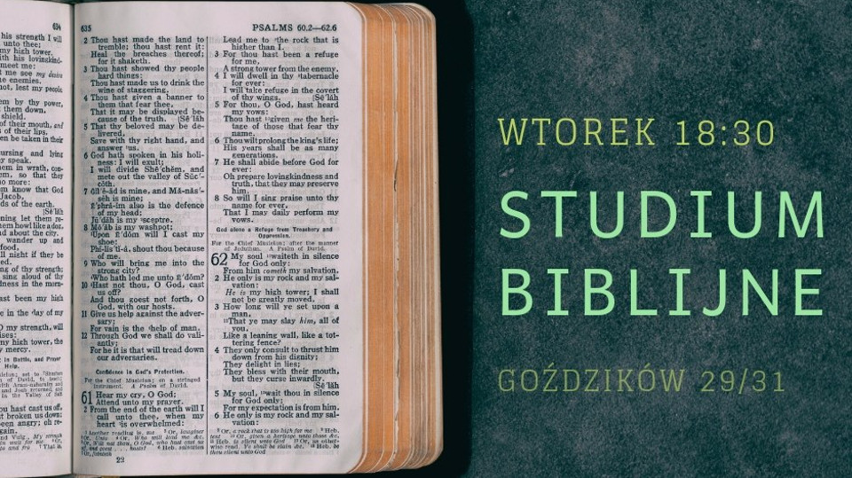 studium Biblii