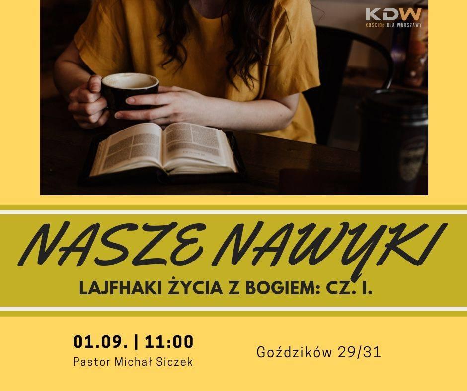Lajfhaki życia z Bogiem – M. Siczek